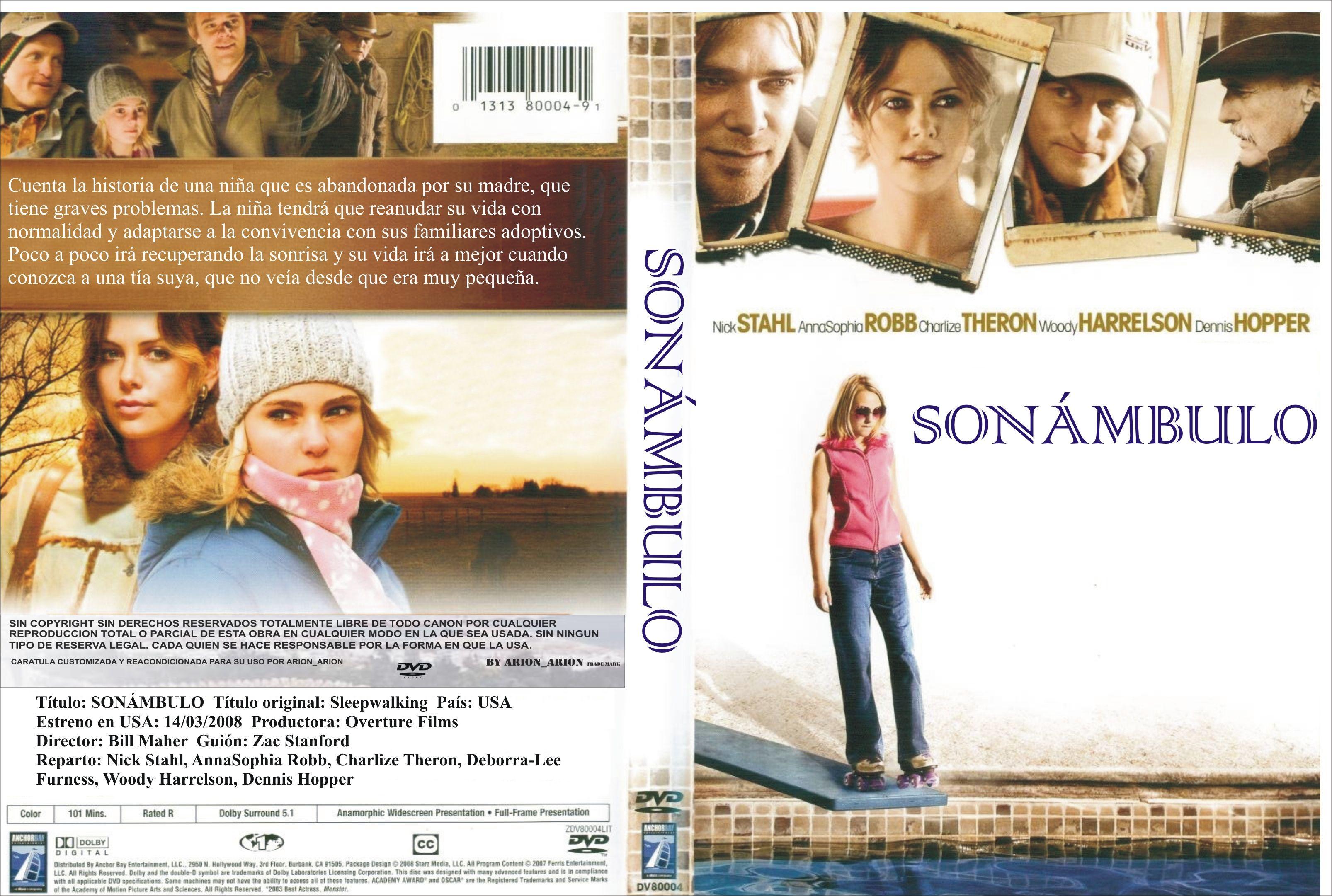Sonambulo 2008 Custom Por Arion Arion – dvd | infi2011