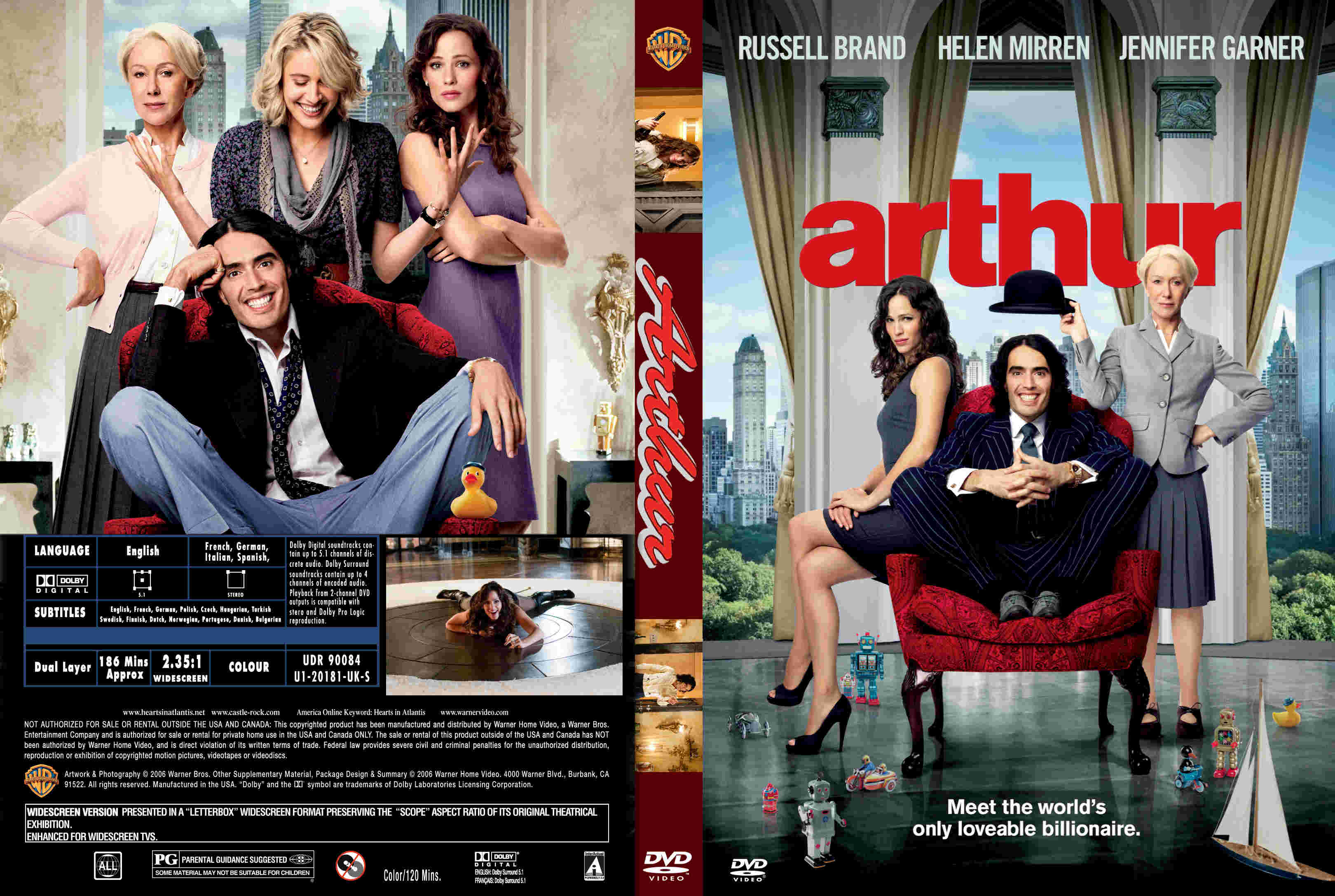 arthur 2011 full movie
