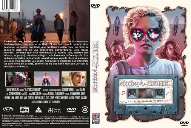 Electrick Children Custom Por Jonander1 - dvd