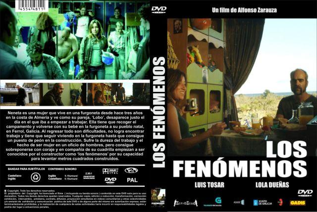 Los Fenomenos 2014 Custom Por Jonander1 - dvd