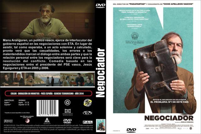 Negociador 2014 Custom Por Jonander1 - dvd