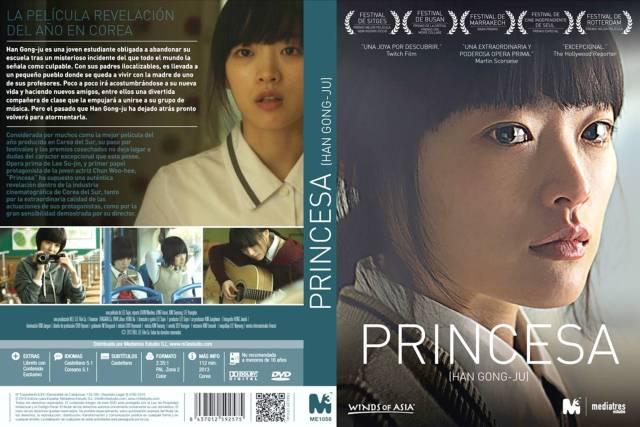 Princesa Han Gong Ju Custom Por Lolocapri - dvd