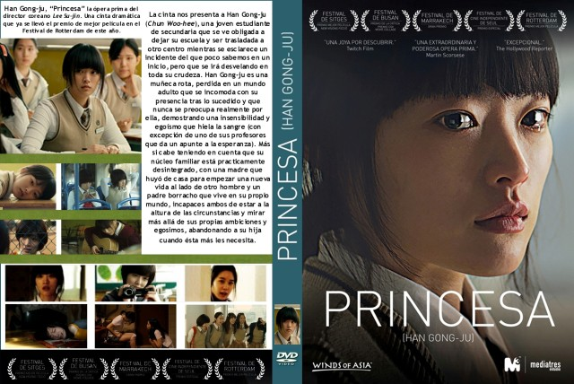 Princesa Han Gong Ju Custom V2 Por Mackintosh - dvd
