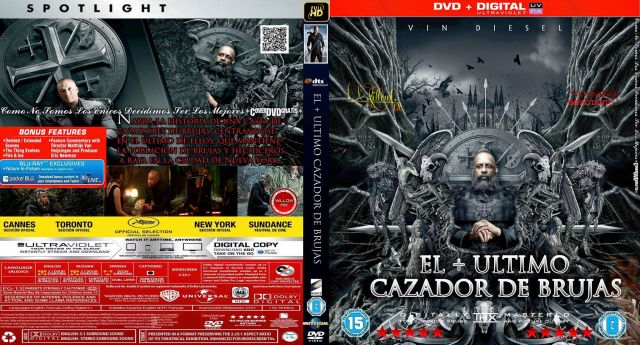 The Last Witch Hunter - El Ultimo Cazador De Brujas -V1