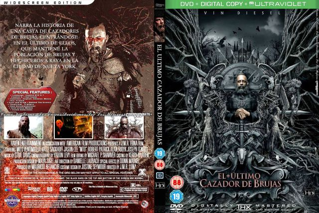 The Last Witch Hunter - El Ultimo Cazador De Brujas -V5