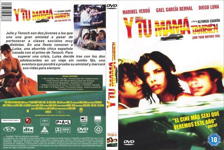 Tu Mama Tambien Custom Por Jonander1 – dvd