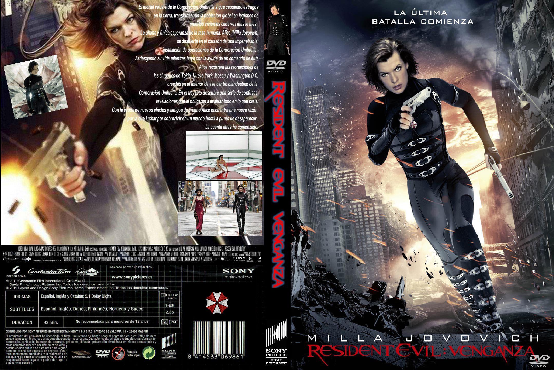 Resident Evil 5: Venganza HD-Latino 1 link Suckshare