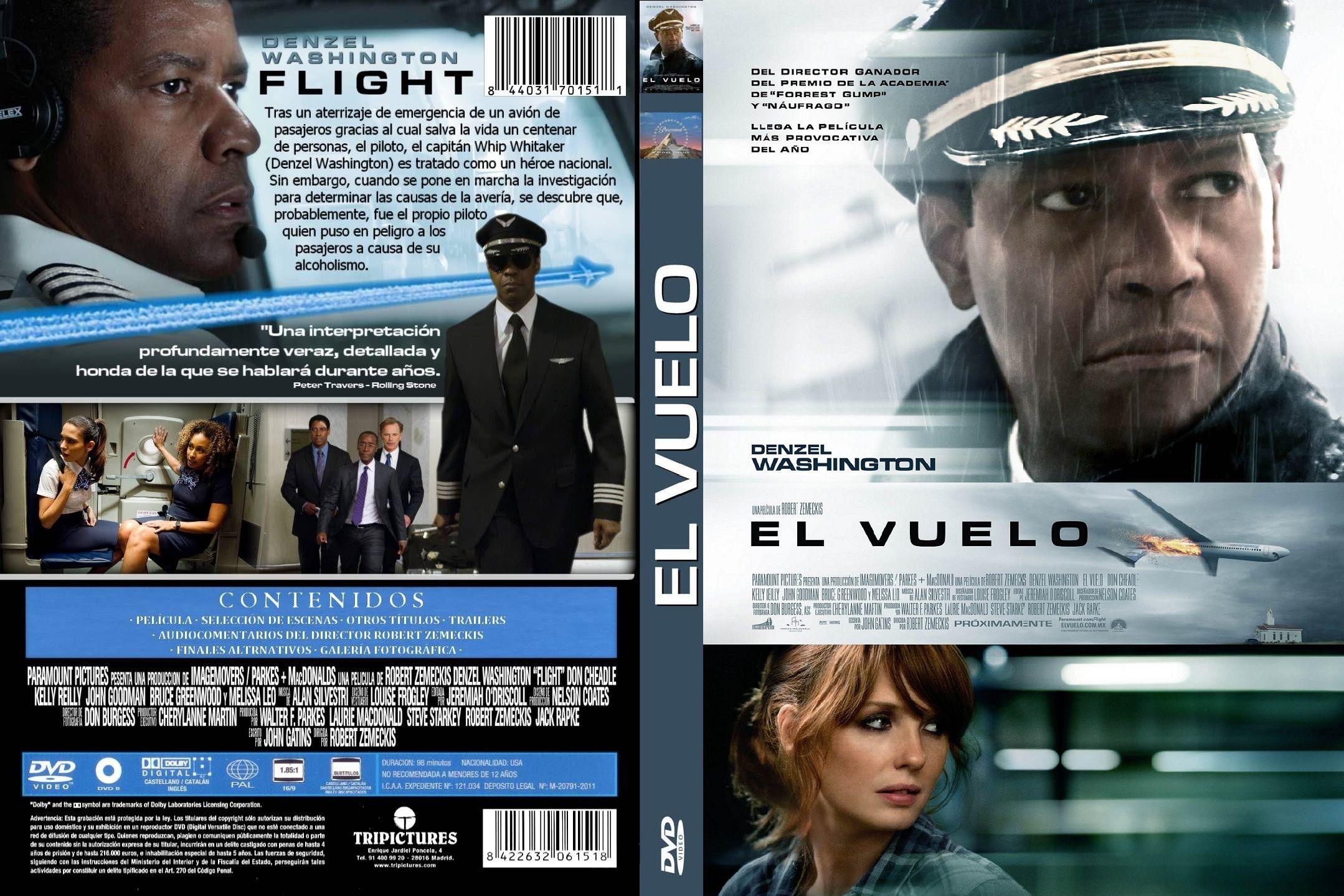 El Vuelo (2012) [Dvdrip Latino] [Zippyshare]