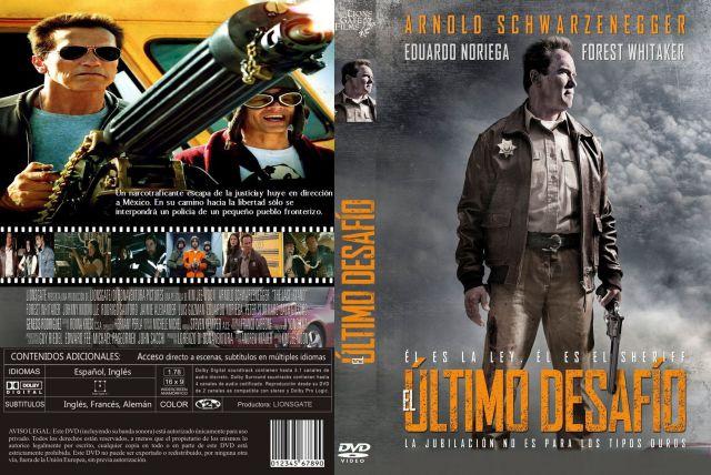 El Ultimo Desafio (2013) [Dvdrip Latino] [Zippyshare]