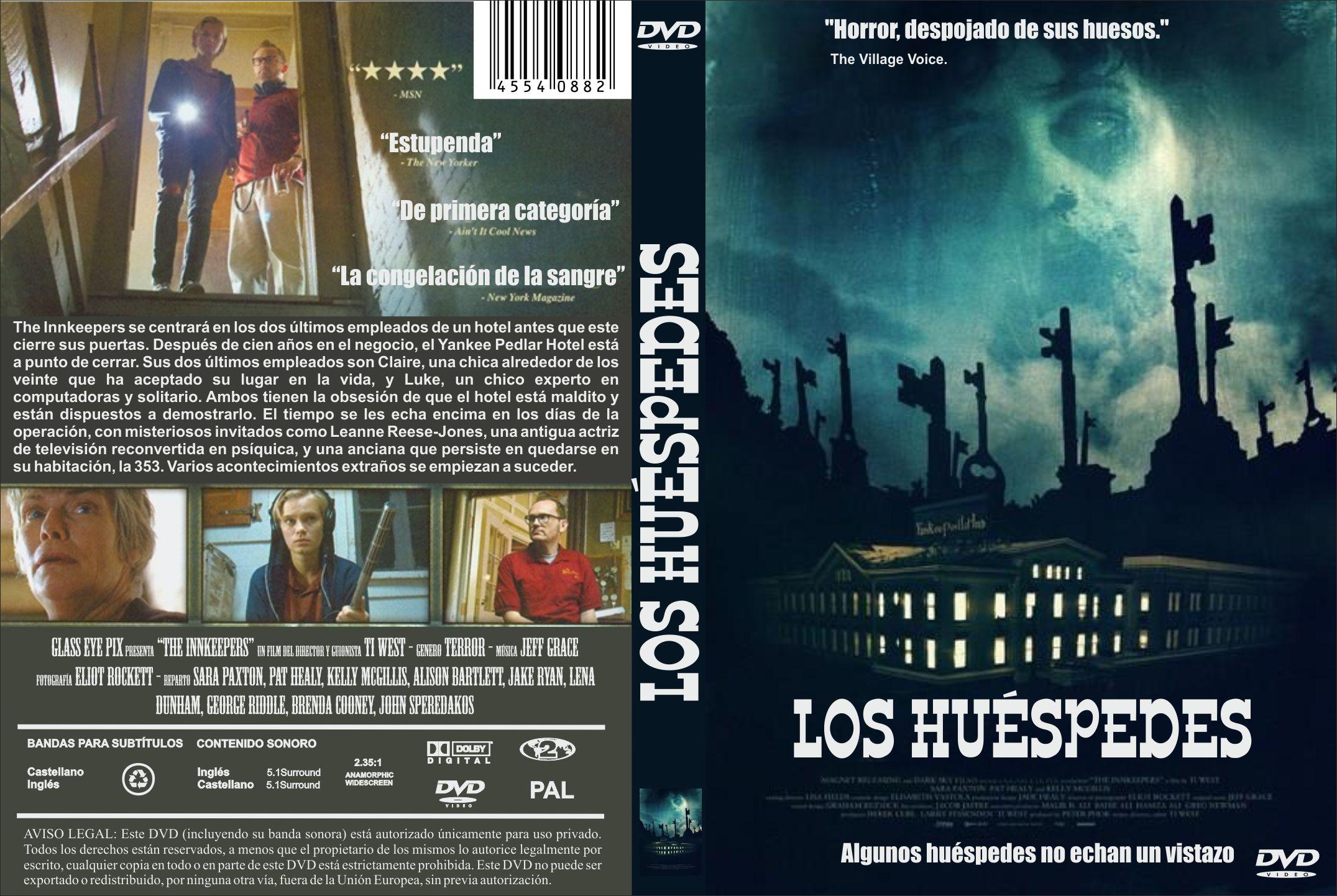 Los Huespedes Custom Por Jonander1 – dvd | infi2011