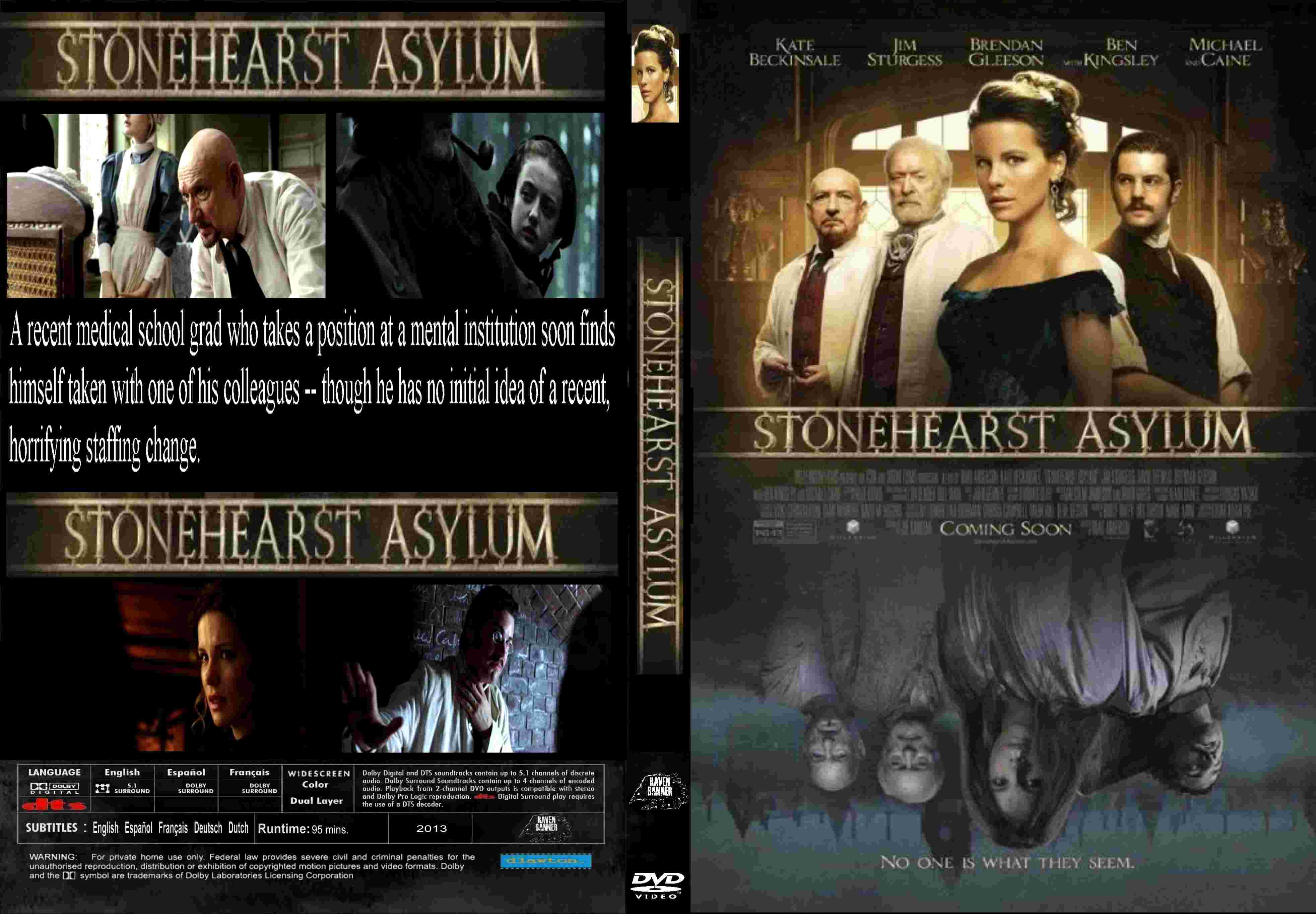 stonehearst asylum  2014  r2 custom