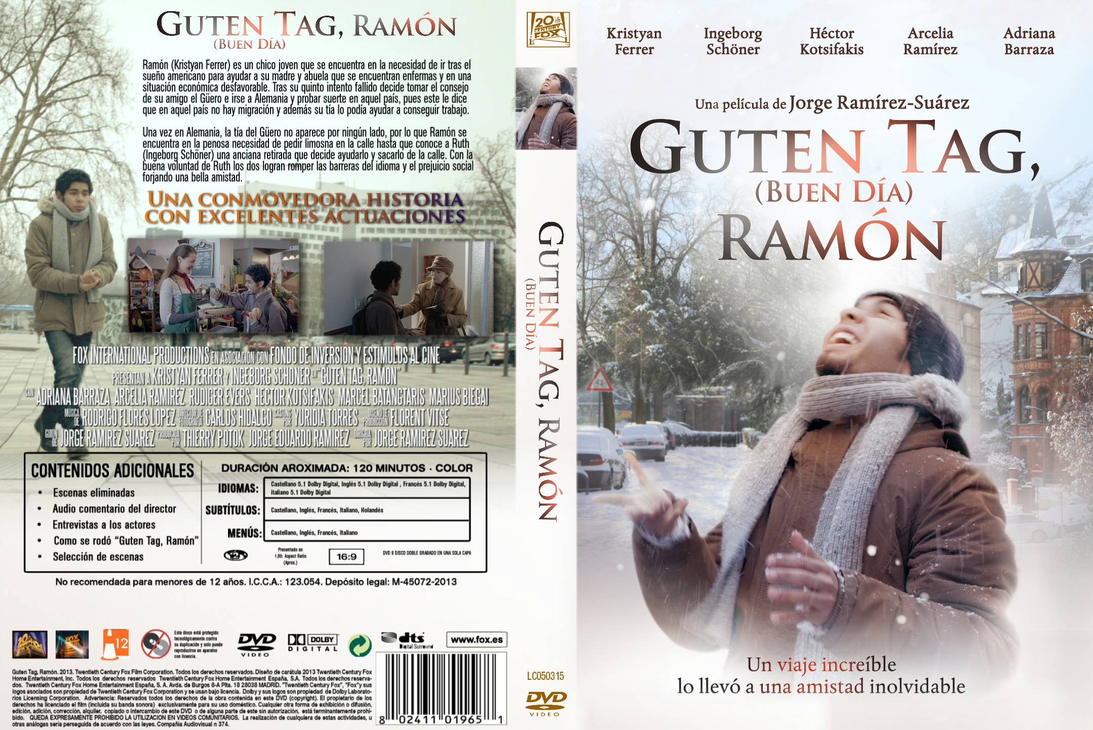 Guten Tag Ramon Custom Por Lolocapri Dvd Infi2011