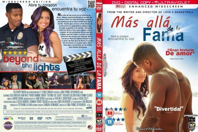 Beyond The Lights - Mas Alla De La Fama -CoveRdvdGratis.Com V1
