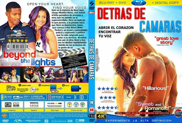 Beyond The Lights - Mas Alla De La Fama -CoveRdvdGratis.Com V3