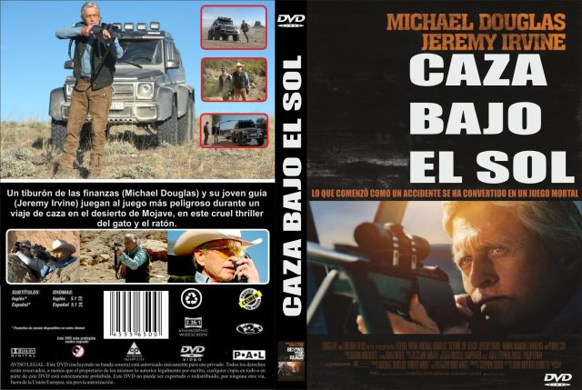 Caza Bajo El Sol 2014 Custom Por Jonander1 - dvd