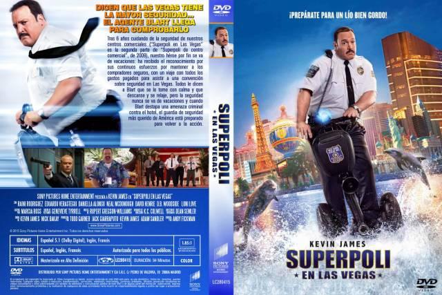 Superpoli En Las Vegas Custom Por Lolocapri - dvd