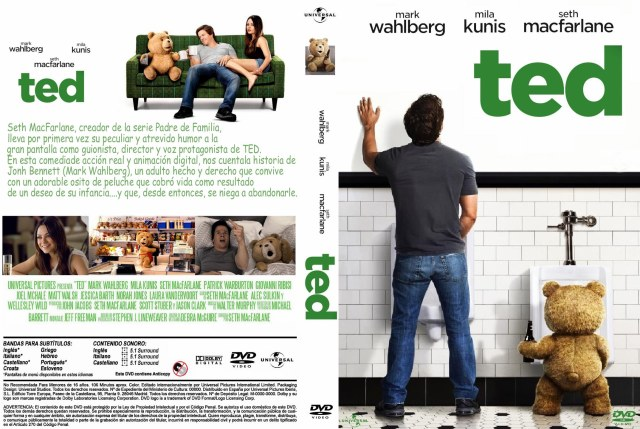 Ted Custom V4 Por Sertoji - dvd