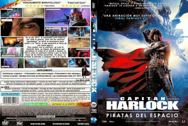 Capitan Harlock 2013 Custom Por Landio1 - dvd