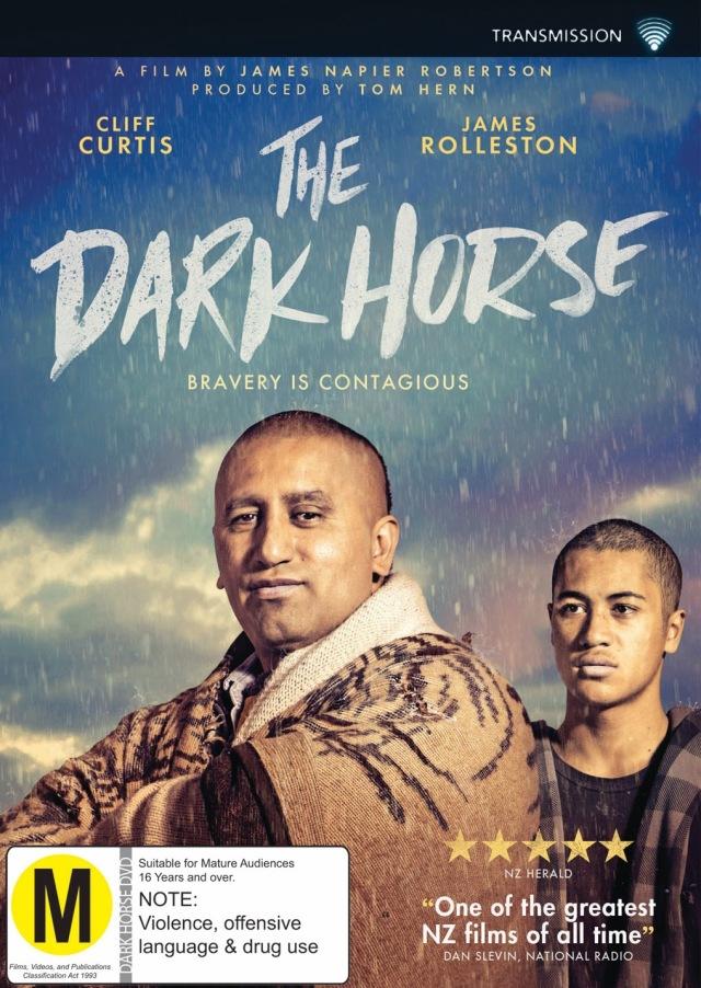 DARK+HORSE+DVD9738+DVD+2D