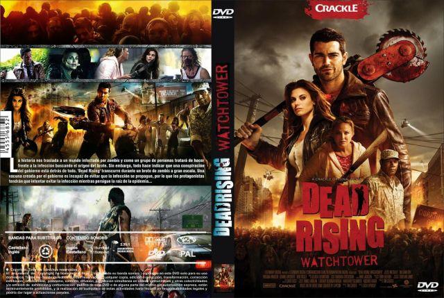 Dead Rising Watchtower Custom Por Jonander1 - dvd