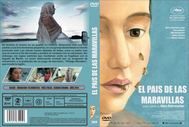 El Pais De Las Maravillas Custom Por Jonander1 - dvd