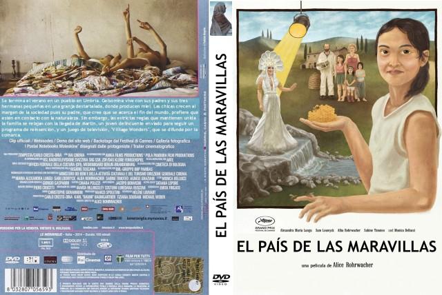 El Pais De Las Maravillas Custom V2 Por Mackintosh - dvd