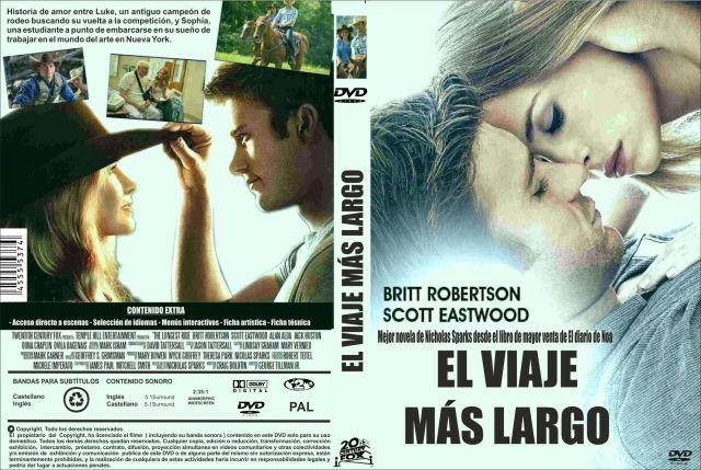 El Viaje Mas Largo Custom Por Jonander1 - dvd
