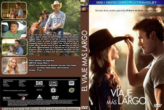 El Viaje Mas Largo Custom V2 Por Leordaz - dvd