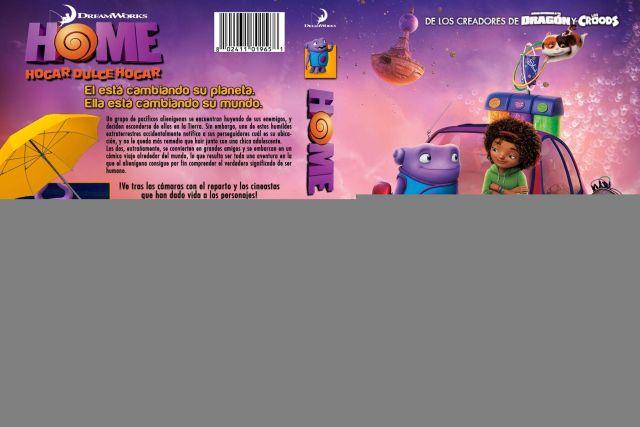 Home Hogar Dulce Hogar Custom Por Lolocapri - dvd(4)