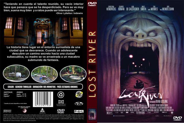 Lost River Custom Por Jonander1 - dvd