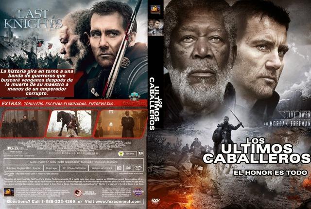 Los+ultimos+caballeros+by+cover+diago