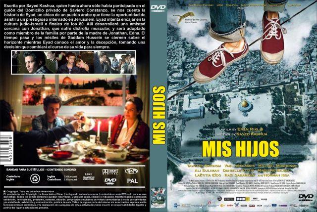 Mis Hijos Custom Por Jonander1 - dvd