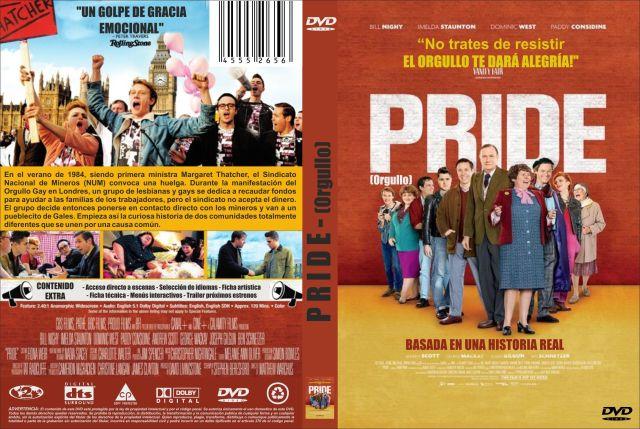 Pride Orgullo Custom Por Jonander1 - dvd