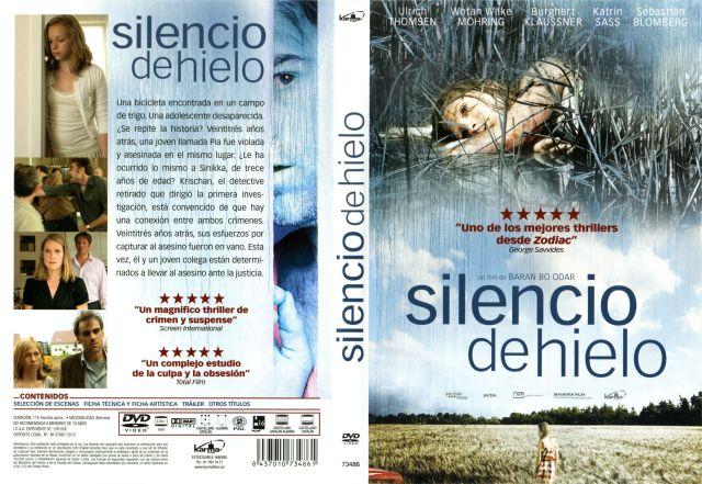 Silencio De Hielo Por Pepe2205 - dvd