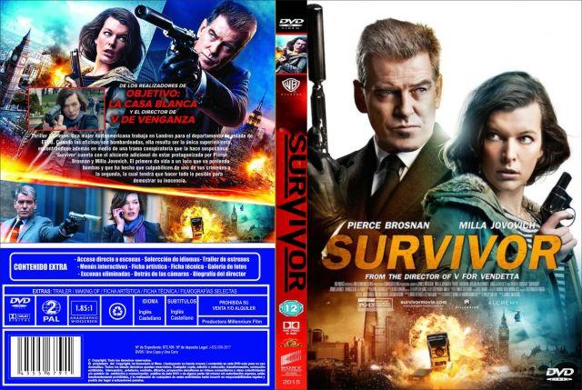 Survivor Custom Por Jonander1 - dvd(1)