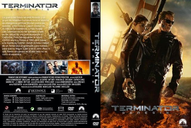 Terminator Genesis Custom V2 Por Darioarg - dvd