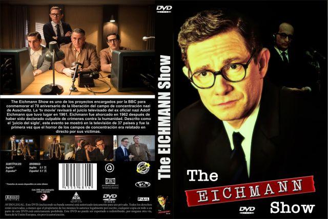 The Eichmann Show Custom Por Jonander1 - dvd