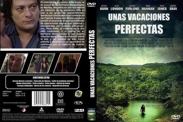 Unas Vacaciones Perfectas Custom Por Jonander1 - dvd