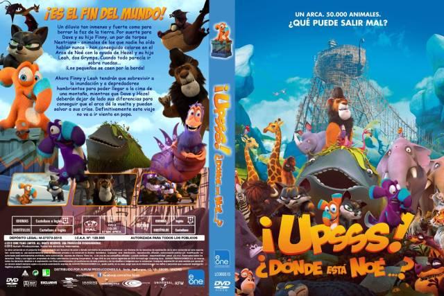 Upsss Donde Esta Noe Custom Por Lolocapri - dvd(1)
