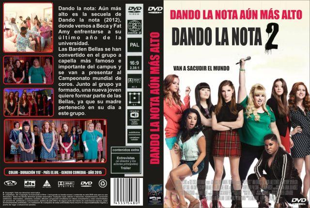 Dando La Nota Aun Mas Alto Custom Por Jonander1 - dvd