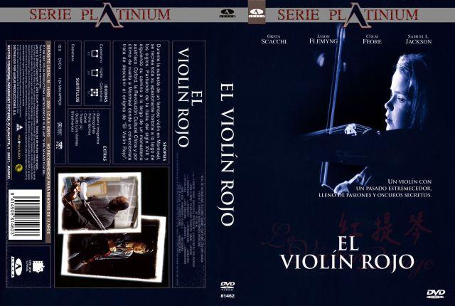 El Violin Rojo Serie Platinium Por Jose52 - dvd