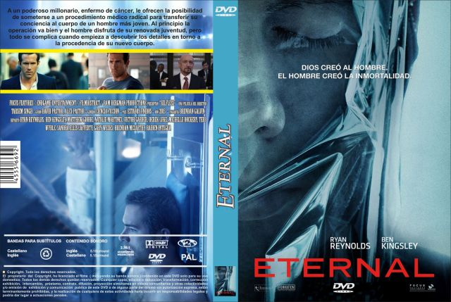 Eternal 2015 Custom Por Jonander1 - dvd