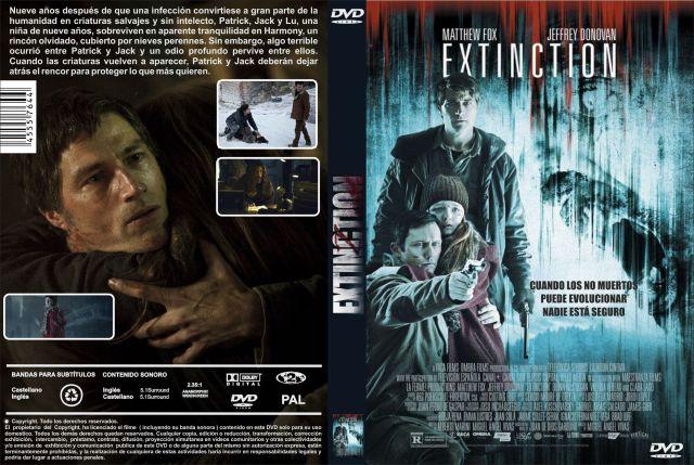 Extinction Custom Por Jonander1 - dvd