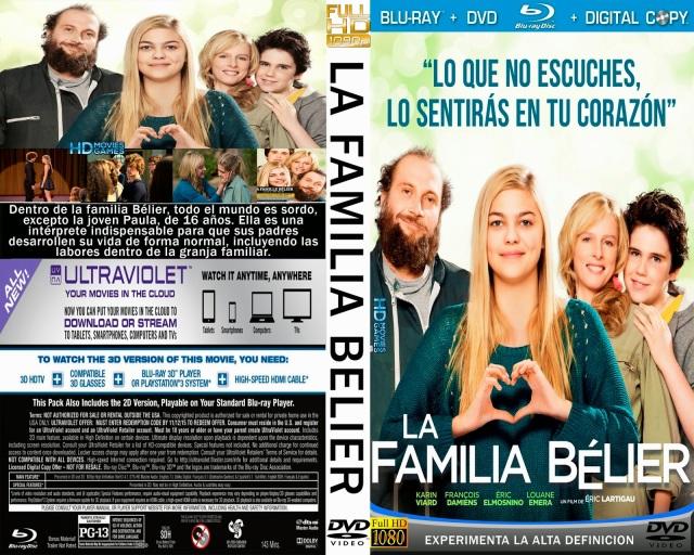 la familia belier cover