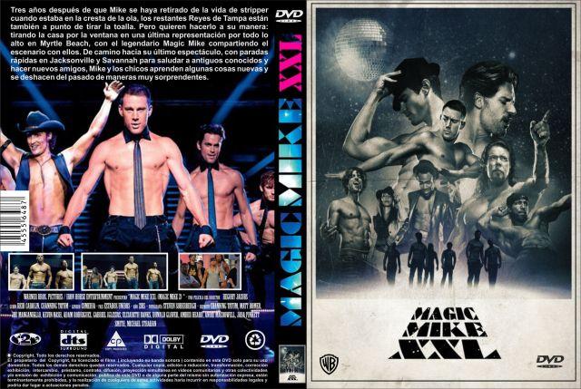 Magic Mike Xxl 2015 Custom Por Jonander1 - dvd