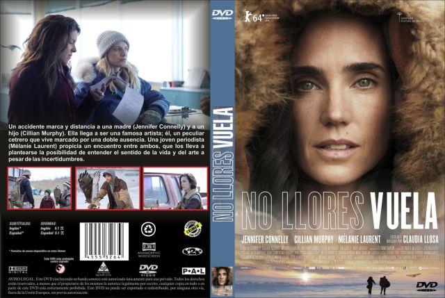 No Llores Vuela Custom Por Jonander1 - dvd