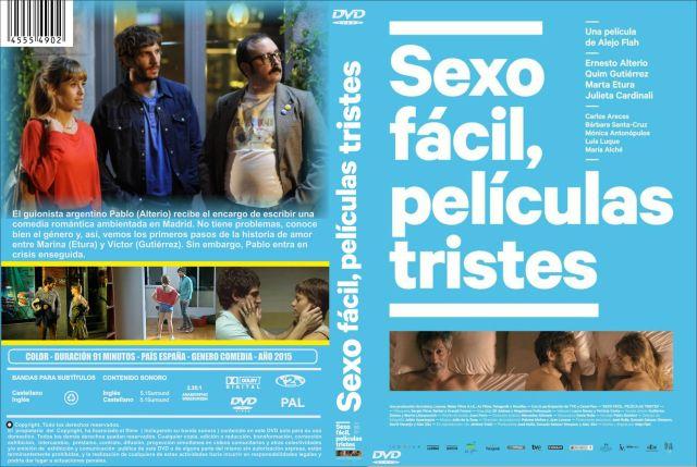 Sexo Facil Peliculas Tristes Custom Por Jonander1 - dvd