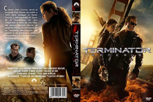 Terminator Genesis Custom V4 Por Franvilla - dvd