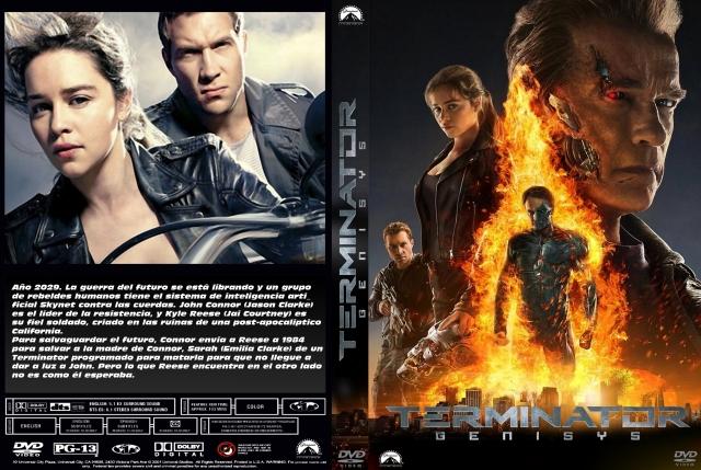 Terminator Genesis Custom V5 Por Lionel 0119 - dvd