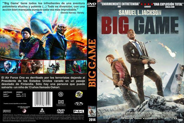 Big Game 2014 Custom Por Jonander1 - dvd